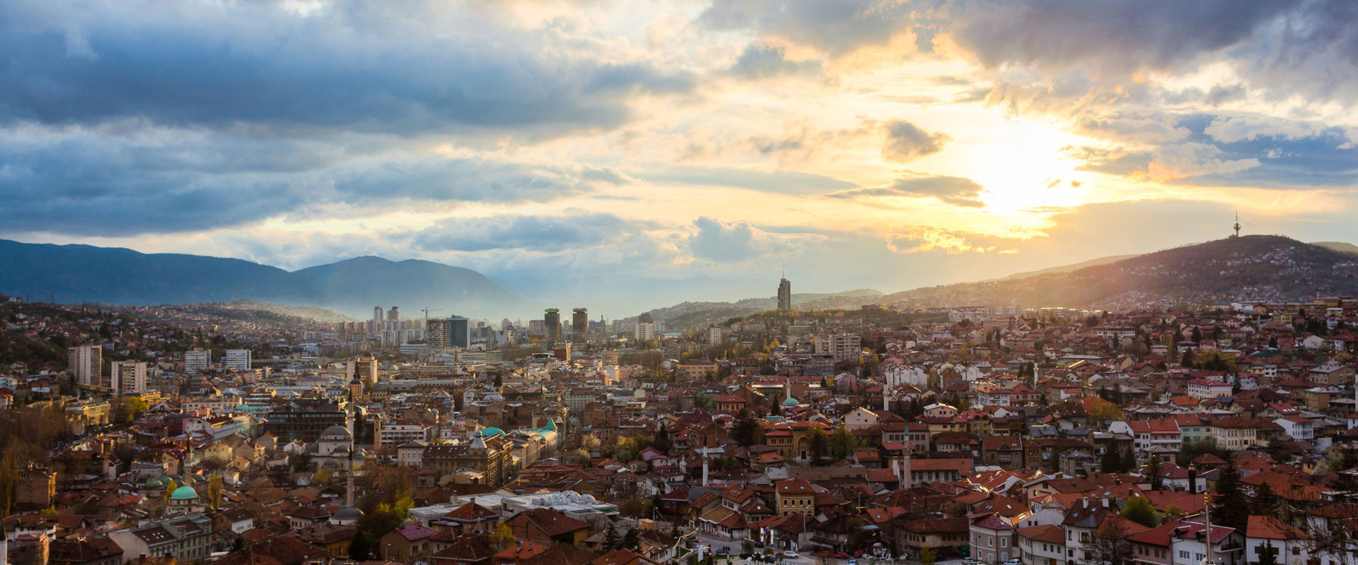 Meet The Capital Tour Sarajevo